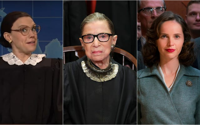 Notorious RBG: Ricordando Ruth Bader Ginsburg attraverso i suoi più grandi momenti di cultura pop
