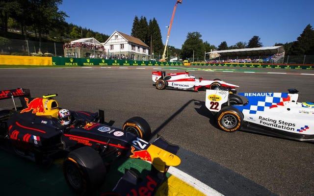 かわいそうなフェルナンド・アロンソがバストしたマクラーレンをフォーミュラ2カーと比較できるようになった
