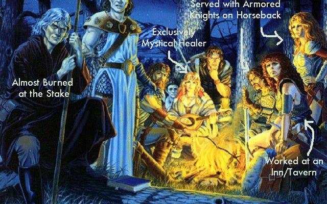 10 quan niệm sai lầm tồi tệ nhất về cuộc sống thời trung cổ mà bạn nhận được từ sách giả tưởng