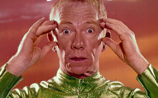 私の好きな火星人は真剣に奇妙なテレビ番組です、そしてあなたはそれのすべてを所有することができます