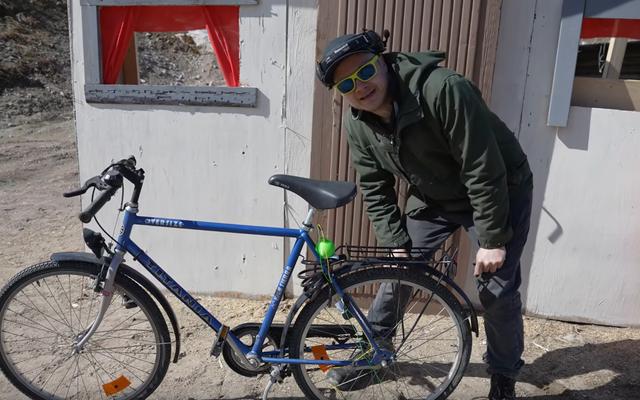 गुड मॉर्निंग: यहां हैंड ग्रेनेड के साथ बाइक का लॉक खोलने वाले लोगों का वीडियो है