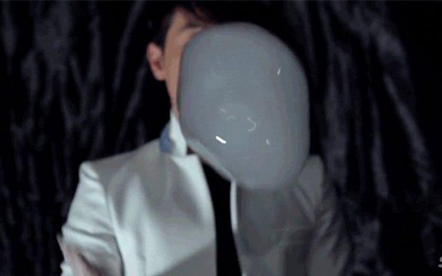 Este mago de burbujas tiene poderes secretos