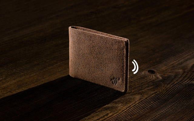 ฉันไม่เคยตระหนักเลยว่าฉันต้องการกระเป๋าเงินบลูทู ธ