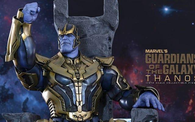 Nhân vật Thanos cuối cùng cũng làm nên công lý phản diện vĩ đại nhất của Marvel