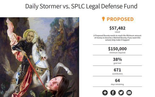 Internet Le site Web de Gremlin Chuck Johnson devient inaccessible pendant la campagne de financement participatif néonazi [Mise à jour]