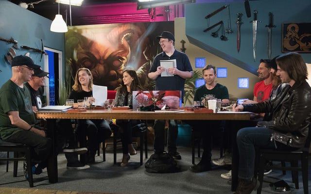 パラマウントはイニシアチブのために転がり、2021年のダンジョン&ドラゴンの映画を設定します