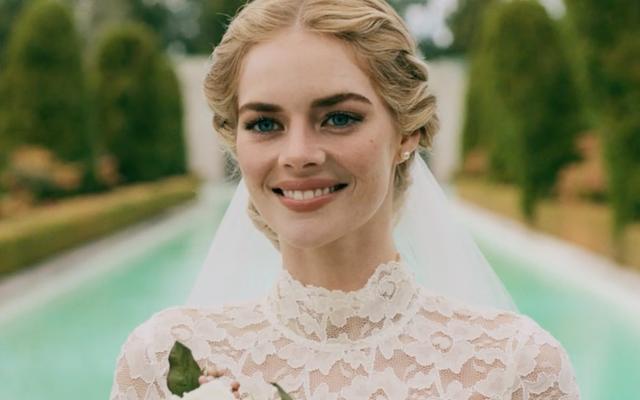 花嫁は、不気味なコメディの準備ができているかどうかにかかわらず、彼女の新しい家族についての血に飢えた真実を実現します