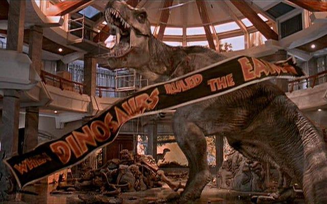 ジュラシック・ワールドが私たちに欲しい羽毛恐竜を与えてくれる理由