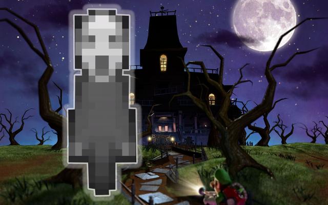 スーパーマリオ3Dランドで密かにあなたを追いかけている不気味な幽霊がいます