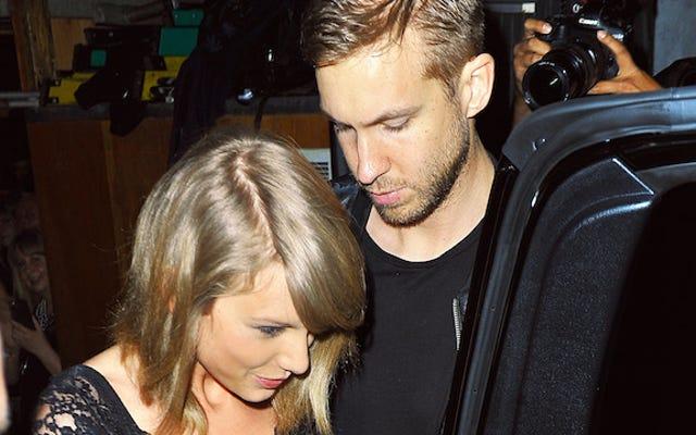 Calvin Harris e Taylor Swift sono condannati, grazie alla sua allergia ai gatti