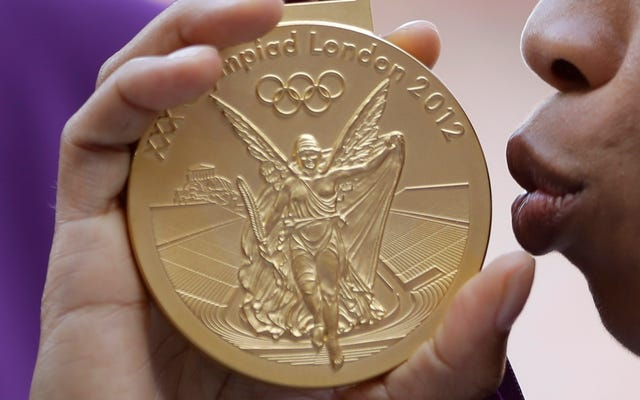 เหรียญโอลิมปิกเกมส์โตเกียว 2020 ทำจากโทรศัพท์รีไซเคิลหลายล้านเครื่อง