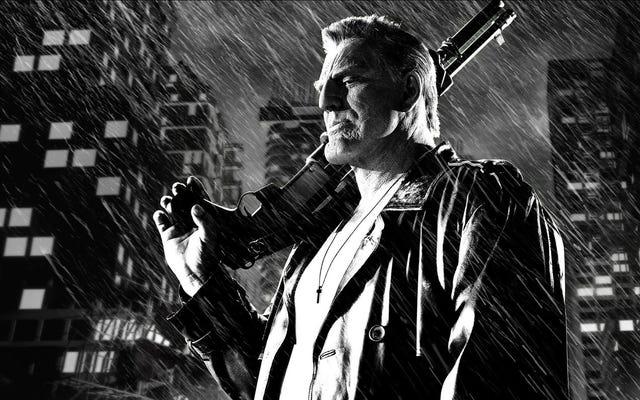 Acara TV Frank Miller Sin City Sepertinya Mungkin Akhirnya Terjadi