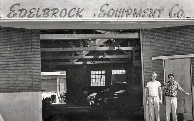 Producent części samochodowych Edelbrock zamyka swoją siedzibę główną w Kalifornii