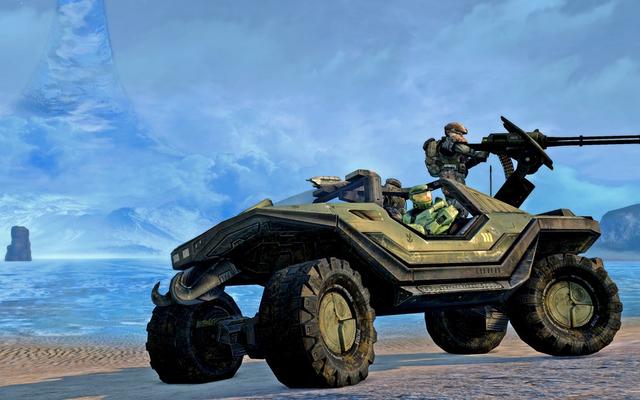Master Chief Collection se met à niveau pour jouer à 120 FPS sur Xbox Series X / S