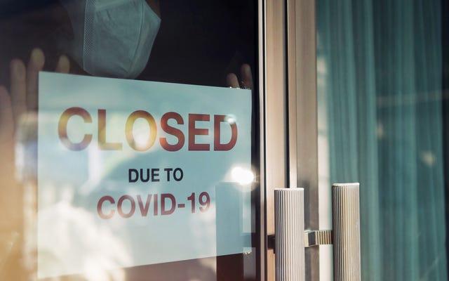 COVID-19 Krizi Devam Ederken, Perakende Yıkıcı Bir Dalışa Giriyor