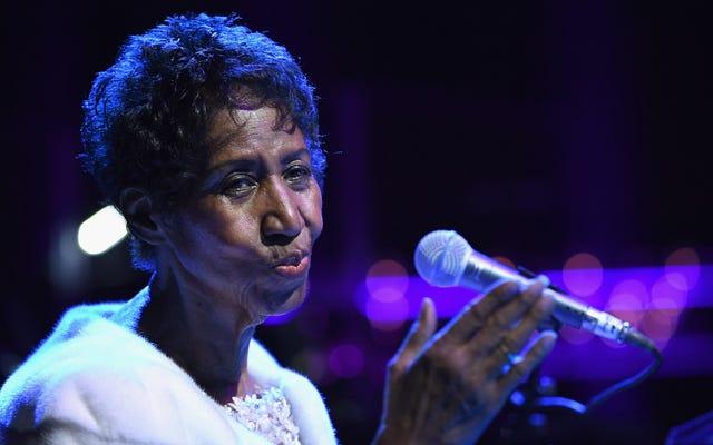 L'IRS veut tout son argent d'Aretha Franklin, qui aurait dû des millions d'arriérés d'impôts