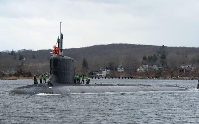 Les prochains sous-marins de l'US Navy seront des super bateaux des forces spéciales transportant des drones