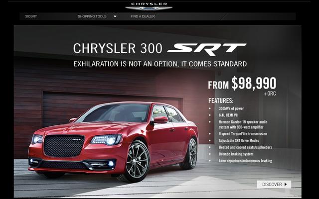 Je regrette de vous informer que Chrysler New Zealand est mort