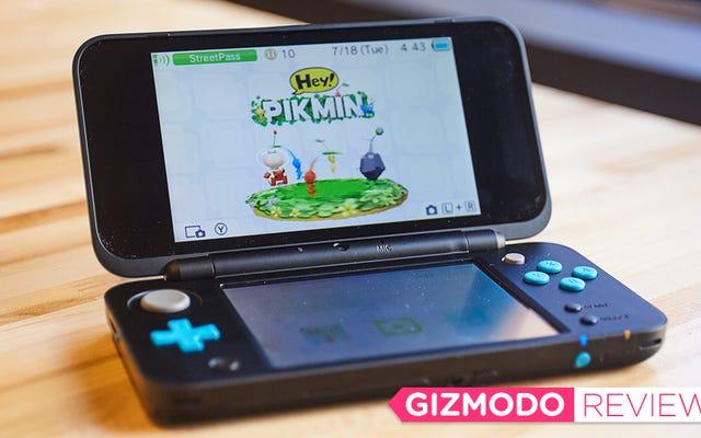 หากคุณต้องการเล่นเกมจริงๆ ให้ซื้อ Nintendo 2DS XL . ใหม่