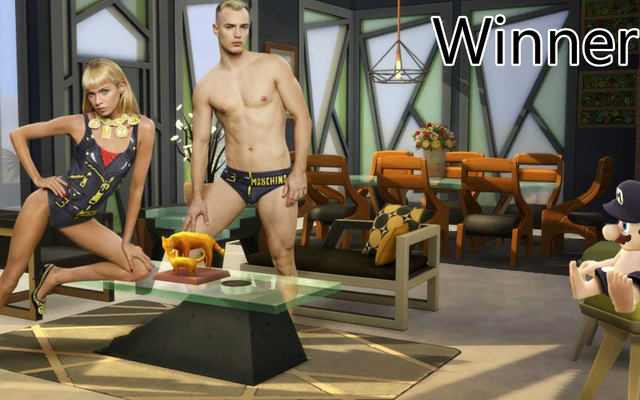 Concours de la boutique: modèles et jeux vidéo, gagnants!