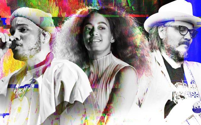 ソランジュとアンダーソンパークが11月の最も期待されている21枚のアルバムをリードしています