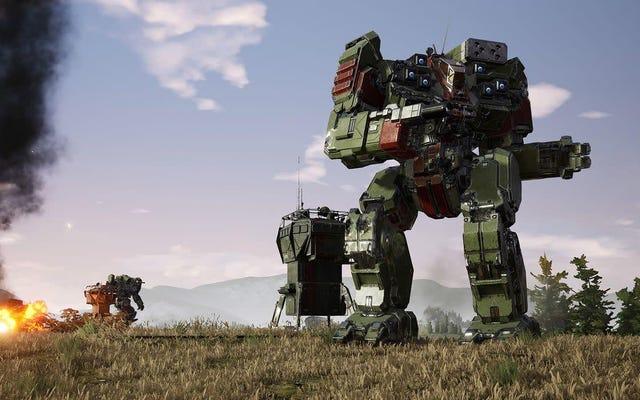 Minggu Dalam Game: Robot Raksasa!