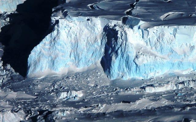 Les scientifiques de la Terre proposent un mur géant pour empêcher la calotte antarctique de s'effondrer