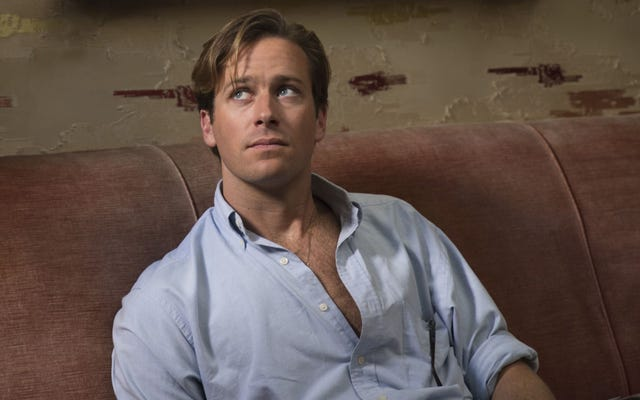 Armie Hammer Mengklaim Call Me By Your Name Sequel 'Will Happen'