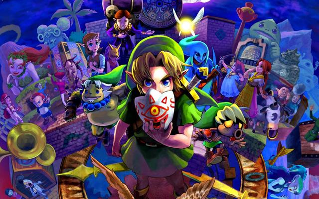 Les joueurs trouvent le Saint Graal du masque de Majora Speedrunning