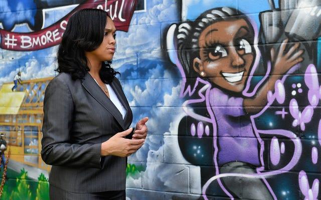 Delitos de bajo nivel, incluida la posesión de drogas y la prostitución, ya no serán procesados en Baltimore