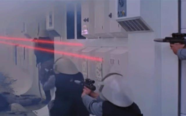 Comment Star Wars a conduit à l'invention du laser tag