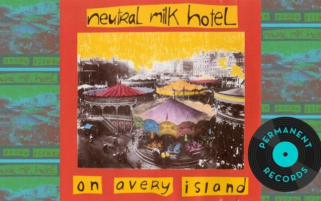 ニュートラルミルクホテルも初めて素晴らしい記録を残しました