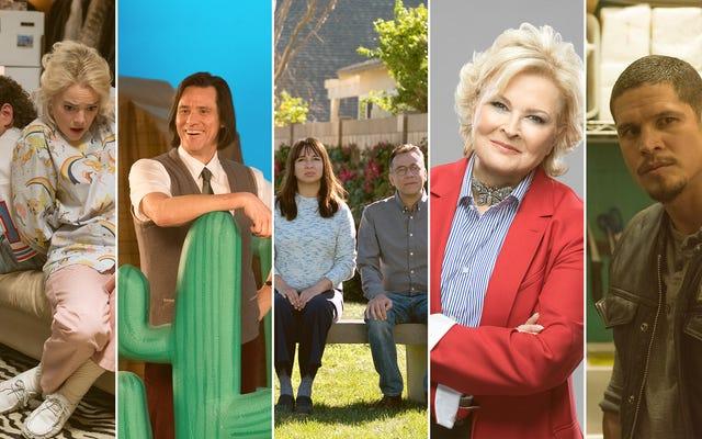 マヤ人、マニアック、マーフィーブラウン、そして9月に注目すべきすべての新しい番組
