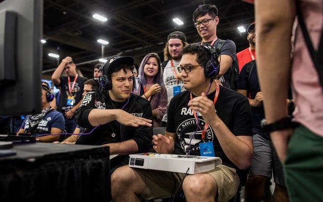 Игроки в файтинг создают кодекс поведения для всего сообщества