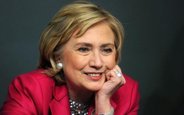 別のラウンドは、ビルが黒人のために物事をめちゃくちゃにしたかどうかヒラリー・クリントンに尋ねます