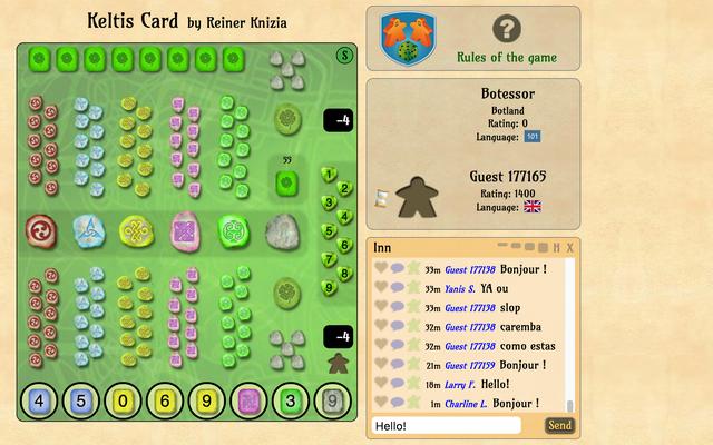 Gioca a Carcassone, Lost Cities e altri Eurogames gratuitamente online