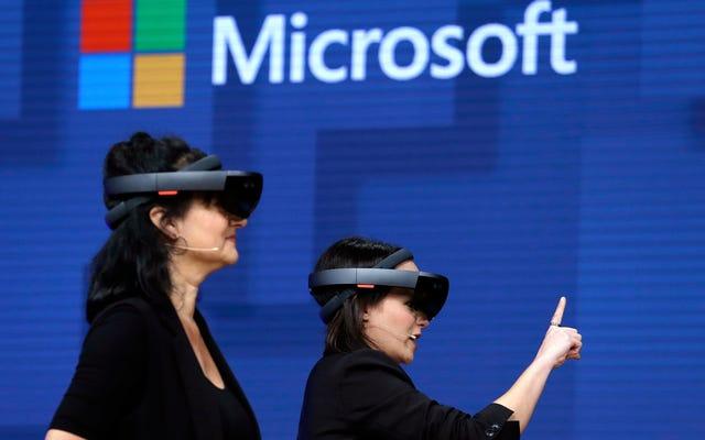 Microsoft कर्मचारी की डिमांड कंपनी ने अमेरिकी सेना के साथ $ 480 मिलियन का अनुबंध समाप्त किया