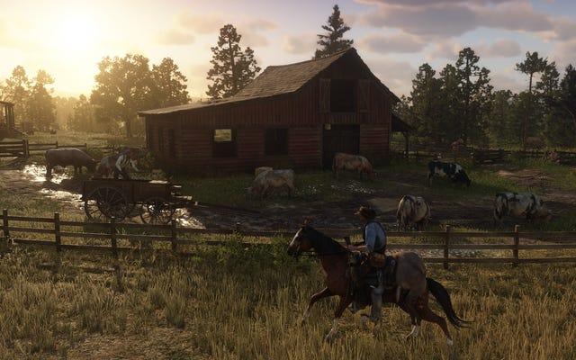 Por qué informar de una fuga de Red Dead Redemption 2 le costó a un sitio web británico $ 1.3 millones