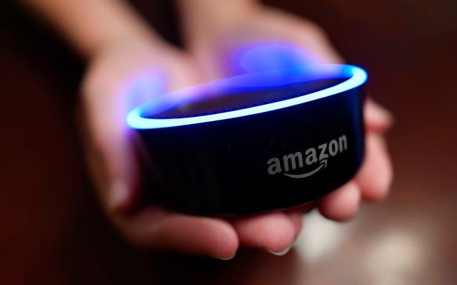 Comment s'assurer qu'Amazon ne vérifie pas vos conversations avec Alexa