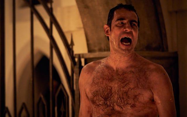 Dracula de Steven Moffat était comme un bon sexe qui a mal tourné très vite