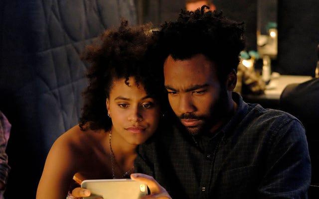 Percakapan Bareng Zazie Beetz di Atlanta, Rambut Menyentuh dan Nuansa 'Angry Black Woman'