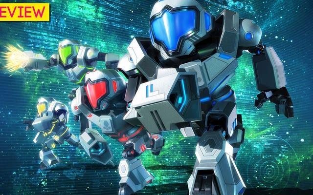 メトロイドプライム:フェデレーションフォース:Kotakuレビュー