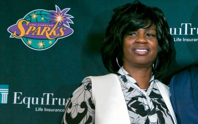 GM Penny Toler LA Sparks Dipecat Setelah Menggunakan 'N-Word' dalam Pidato Ruang Locker