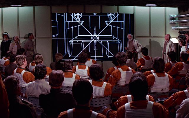 反乱軍が元のスターウォーズ拡張宇宙でデススター計画を盗んだ卑劣に複雑な方法