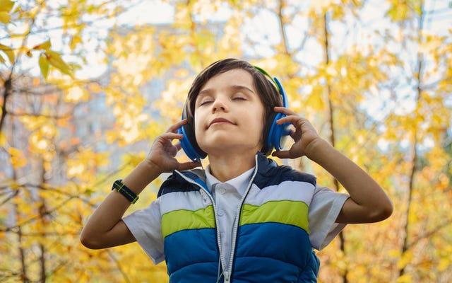 พาลูก ๆ ของคุณเข้าสู่พ็อดคาสท์และหนังสือเสียงด้วย Pinna