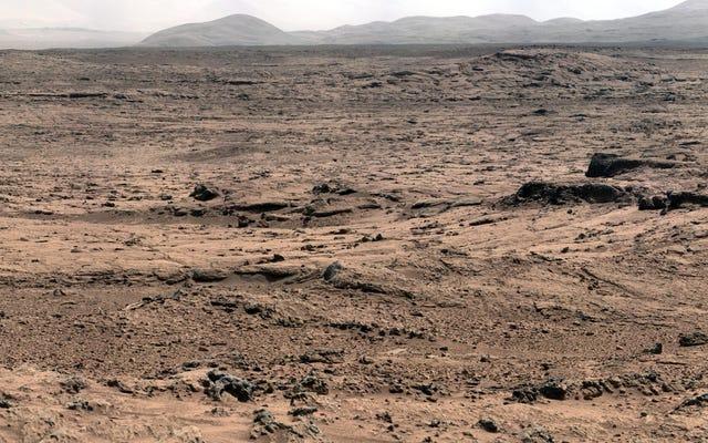 क्यूरियोसिटी मंगल पर रहस्यमयी ऑक्सीजन के उतार-चढ़ाव को ढूंढता है