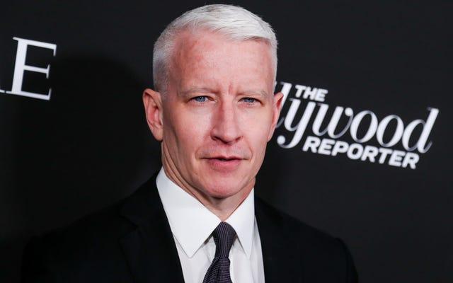 Anderson Cooper adalah Fucking Rich