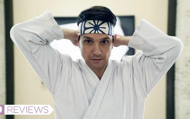 Cobra Kai to niesamowita kontynuacja karate Kid, o której mogłeś nie wiedzieć, że chciałeś