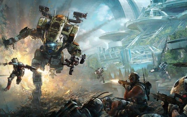 W ten weekend łączymy się z zabójczymi robotami w Titanfall 2