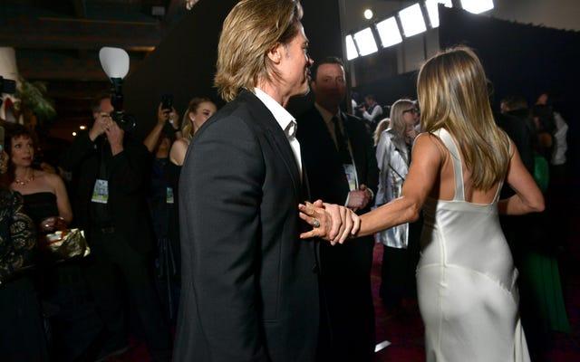 Jennifer Aniston e Brad Pitt hanno divorziato quindici anni fa